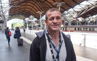 Meet Luke, one of our many valued volunteers