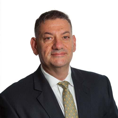 Travellers Aid Staff CEO Elias Lebbos