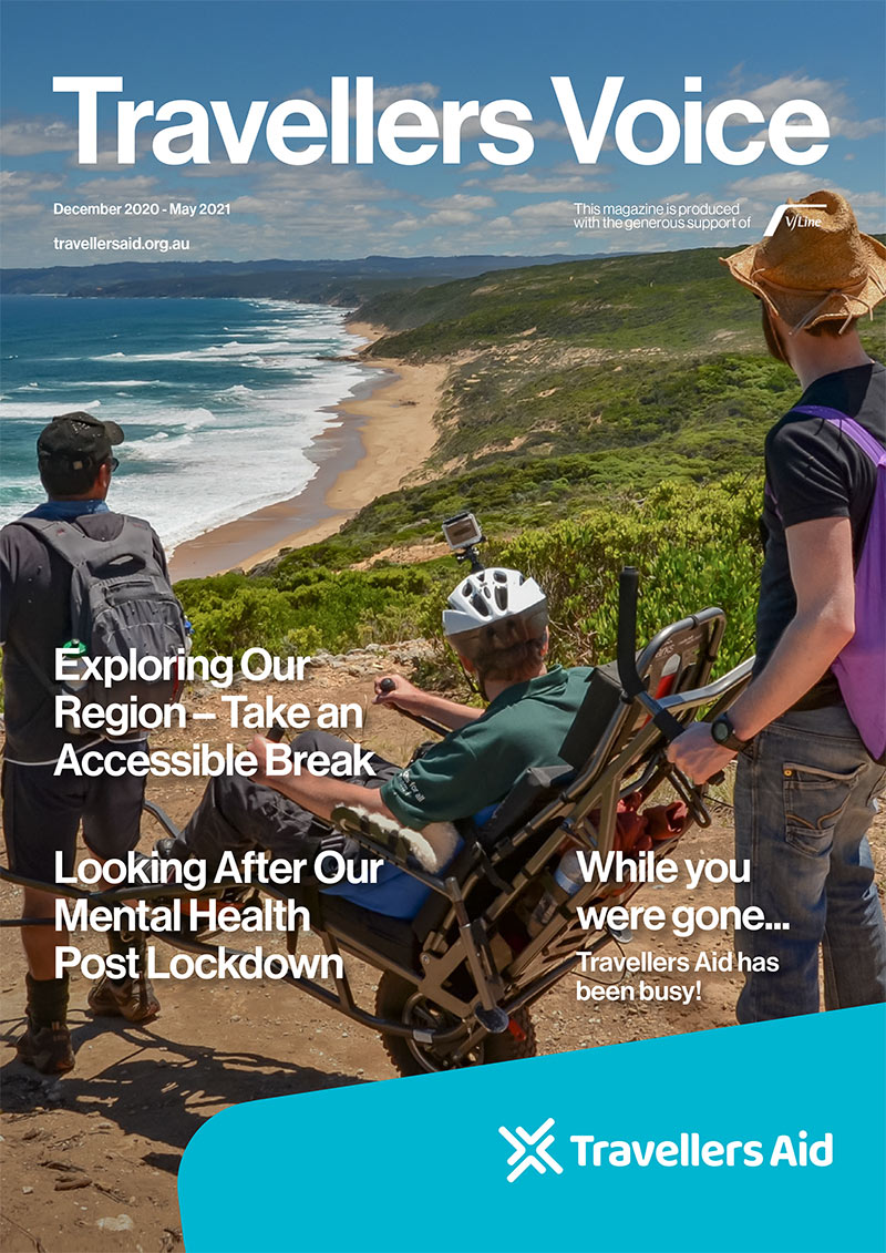 Travellers Aid Voice Magazine Summer 2020 – 2021